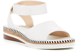 Vince Camuto Mariena Leather Wedge