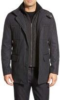 Cole Haan Men's Wool Blend Jacket