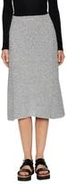 Balenciaga A-Line Midi Skirt