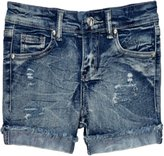 Little Potatoes Girls Denim Cut Off Shorts