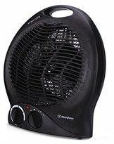Westinghouse WHD101B1500 Watt New Desk Top Heater, Black