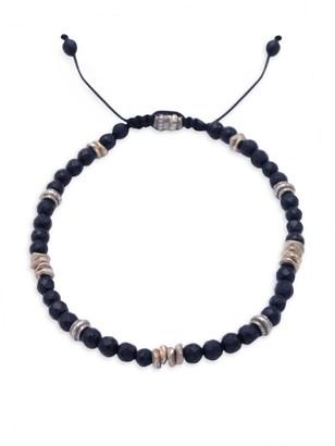 Jonas Studio Dakota Sterling Silver & Semi-Precious Multi-Stone Beaded Bracelet