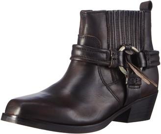Diesel Womens Squar Harless Booties Squar Harless Booties Black Size: 3.5 UK