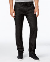 Sean John Men's Hamilton Tapered Black Jeans, Only at Macy's
