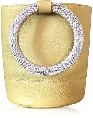 Simon Miller S804 Sea Lemon Bull Lagun Bonsai Bucket Bag