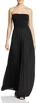 Elizabeth and James Emmaline Strapless Maxi Dress