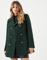 Naf Naf Wool Coat