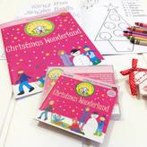 Jagsbery Children's Christmas Songs CD