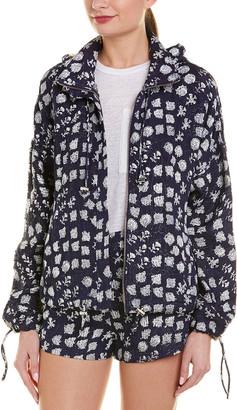 A.L.C. Hawkins Silk & Wool-Blend Jacket