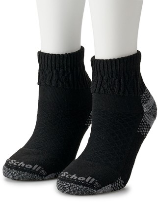 Dr. Scholl's Women's 2-pack Advanced Relief BlisterGuard Ankle Socks