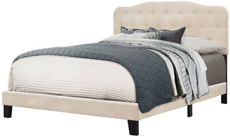 Hillsdale Furniture Nicole Tufted Upholstered Bed