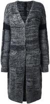Ilaria Nistri open cardi-coat - women - Polyamide/Mohair/Alpaca/Merino - S