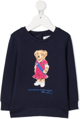 Ralph Lauren Kids Polo Bear