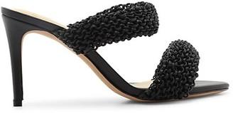 Alexandre Birman Alessia Woven Stiletto Sandals