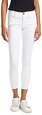 Frame Women's Le Color Crop Skinny Jeans