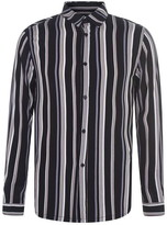 Religion Stripe Shirt