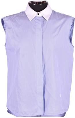 Balenciaga \N Silver Cotton Tops
