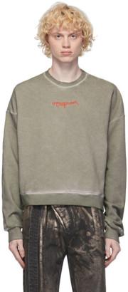 Ottolinger Grey Coffee Sweatshirt