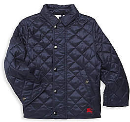 Burberry Baby Boy's & Little Boy's Quilted Jacket