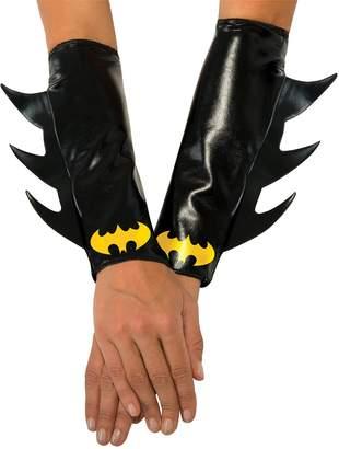 Rubie's Costume Co Women's DC Superheroes Batgirl Gauntlets