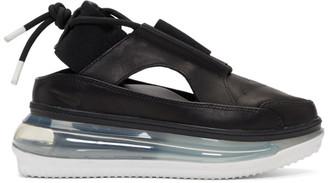 Nike Grey Air Max 720 Flat Sandals