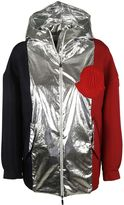 Moncler Gamme Rouge Tri Color Jacket
