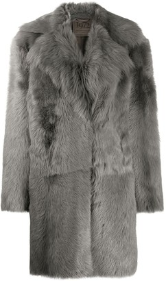 Desa 1972 Oversize Shearling Coat