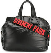 Givenchy faux leather Nightingale tote