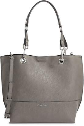 Calvin Klein Classic Magnetic Top Tote