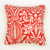 Brocade Cotton Twill Pillow