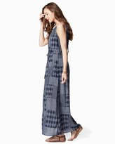 Tribal Print Maxi Dress - ShopStyle