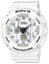 Baby-G Slash Ana-Digi Resin-Strap Watch