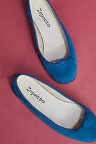 Repetto Cendrillon Cobalt Ballet Flats