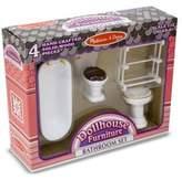 Melissa & Doug 4-Piece Bathroom Set