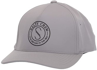 Salty Crew Palomar Tech 5 Panel (Grey) Caps