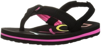 Roxy Girls' TW Vista 3 Point Sandal Flip-Flop