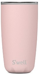 Swell Pink Topaz Tumbler with Lid, 18 oz.