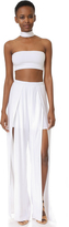 Torn By Ronny Kobo Meredith Two Piece Dress