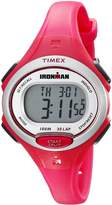Timex Women's TW5K90300 Ironman Essential 30 Mid-Size Resin Strap Watch