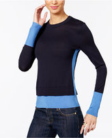 MICHAEL Michael Kors Colorblocked Sweater