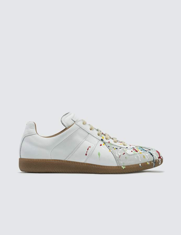 60ed6428e4d Replica Paint Drop Sneaker