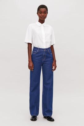 Cos Wide Leg Jeans