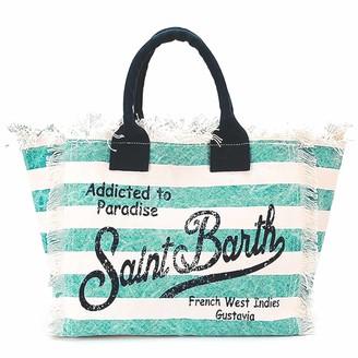 MC2 Saint Barth Beach Bag Vanity Stripes
