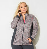 Avenue Colorblock Spacedye Active Jacket