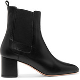 Iris and Ink Hazel Leather Ankle Boots