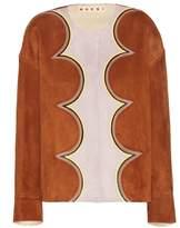 Marni Suede jacket