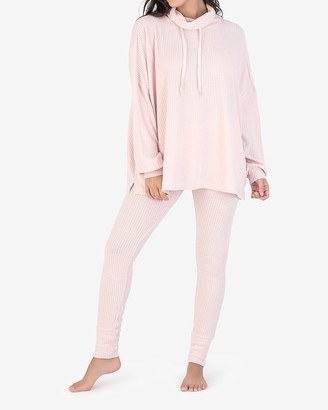 Express Honeydew Intimates Lounge Pro Pull-Over Sweatshirt