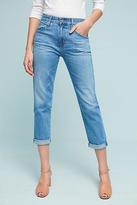 AG Jeans Ex-Boyfriend Mid-Rise Straight Jeans