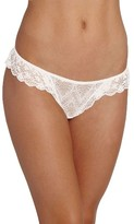 Eberjey Women's Kiss The Bride Thong