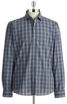 7 Diamonds City Lights Checked Shirt